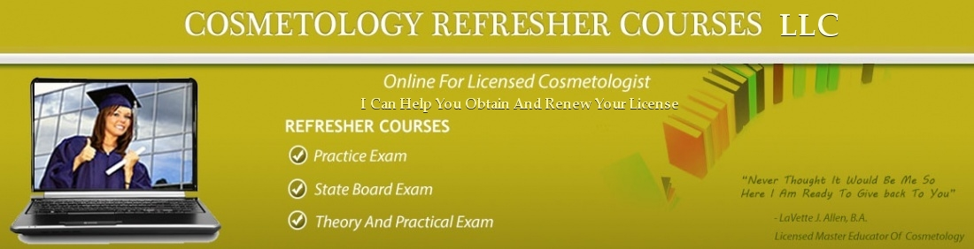 Cosmetology Refresher Courses LLC